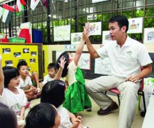 Singapore: More men entering early education | MenTeach ...